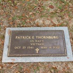 Patrick E Thornburg