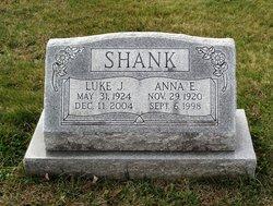 Anna Elizabeth <I>Metzler</I> Shank