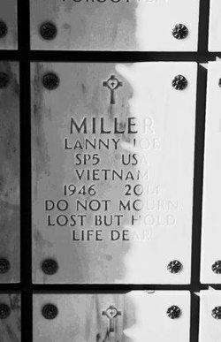 Lanny Joe Miller