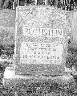 Henry Rothstein