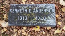 Kenneth E. Anderson