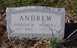Dorothy Mae <I>Barley</I> Andrew
