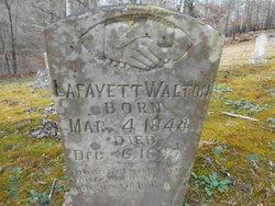 Marcus Lafayette Walton