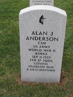 Alan J Anderson