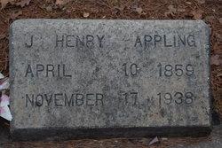 J Henry Appling
