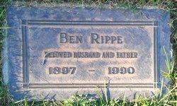 """Benjamin """"Ben"""" Rippe"""
