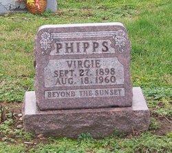 Virgie <I>Phipps</I> Caudill