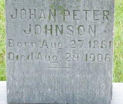 Johan Peter Johnson