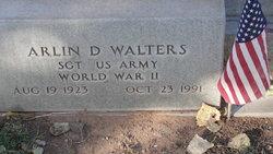 Arlin D. Walters