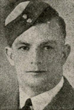 Flight Sergeant (Air Bomber) Owen Kendrick Whyman