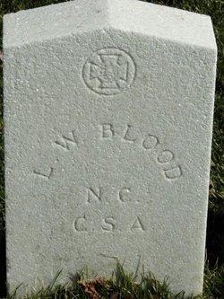 Pvt Levi William Blood