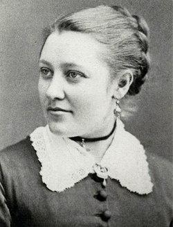 "Marta Katarina ""Martha"" <I>Backlund</I> Frisendahl"