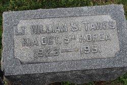 Lieut William Stanley Tawes