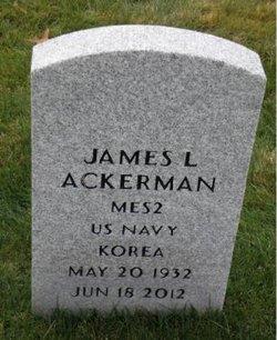 James Lionel Ackerman