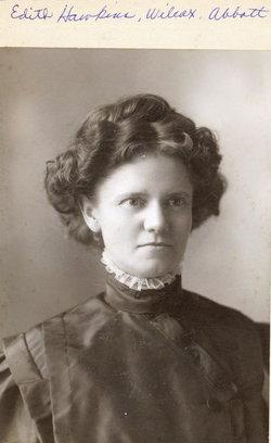 Edith L <I>Hawkins</I> Abbott