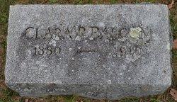 Clara R <I>Bolster</I> Balcom