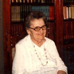 Harriet E. <I>Wise</I> Burrell