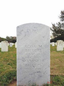 Rosa Mae Billups