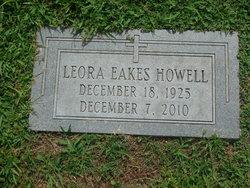 Leora Grace <I>Eakes</I> Howell