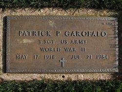 Patrick P Garofalo