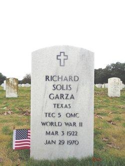 Richard Solis Garza