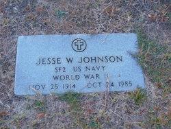 Jesse W. Johnson