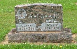 Clara Marie <I>Omdahl</I> Aalgaard