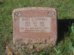 Mary E <I>Hopkins</I> Conway