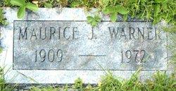 Maurice J Warner