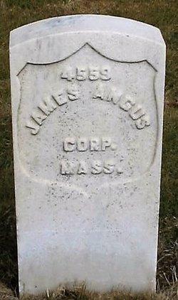 James Angus