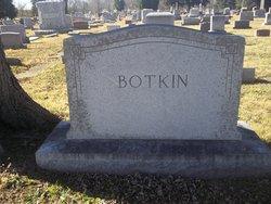 Suda E. <I>Cheesman</I> Botkin