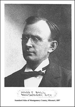 James Franklin Ball
