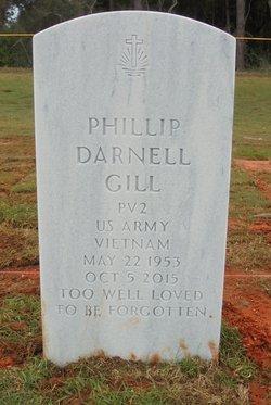 Phillip Darnell Gill