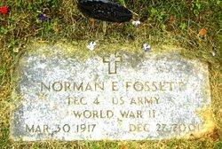 Norman Ellis Fossett
