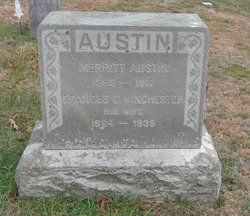 Frances C. <I>Winchester</I> Austin