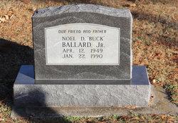 "Noel D. ""Buck"" Ballard"