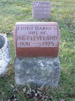 Edith <I>Harney</I> Cleveland