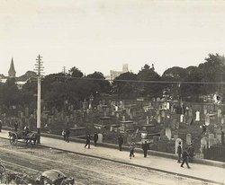Devonshire Street Cemetery (Defunct)