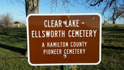 Ellsworth Clear Lake Cemetery