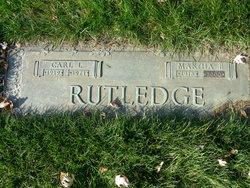 Carl L Rutledge