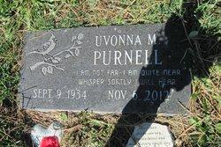 """Uvonna Mae """"Bonnie"""" Purnell"""