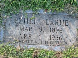Ethel Louise <I>Oglesby</I> Larue