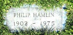 Philip E Hamlin