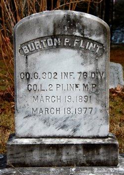 Burton Pardon Flint