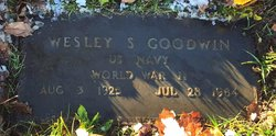 Wesley Stephen <I>Gdovin</I> Goodwin