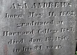Asa Andrews