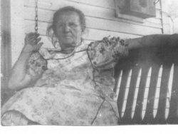 Mary Frances <I>Sublett</I> Baldwin