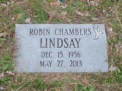 "Robin Lynn ""Robby"" <I>Chambers</I> Lindsay"