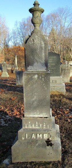 Anna R. <I>Merrifield</I> Lamb