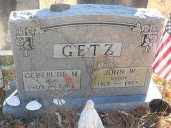 Gertrude Mimi <I>O'Donnell</I> Getz
